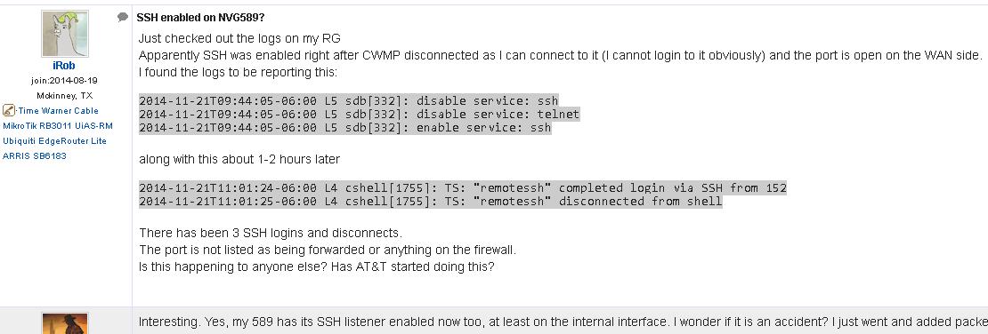 Remote SSH