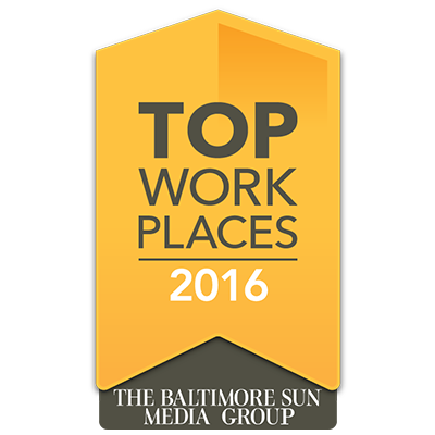 Baltimore Sun Top Places to Work 2016